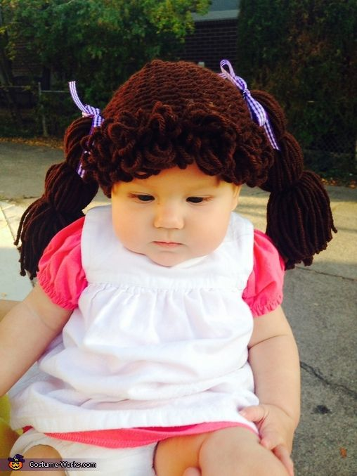 Cabbage Patch Halloween Costume Contest