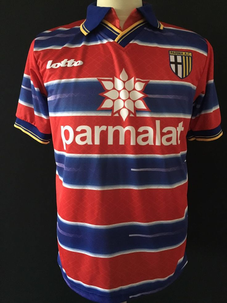 1998/99 GK Parma Shirt
