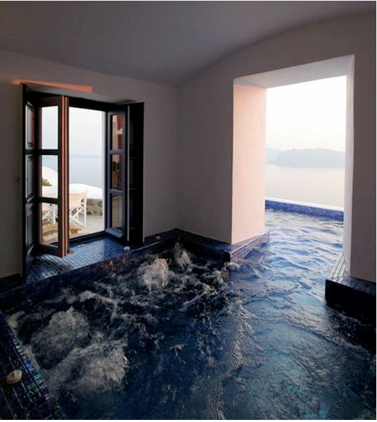 indoor/outdoor pool!?