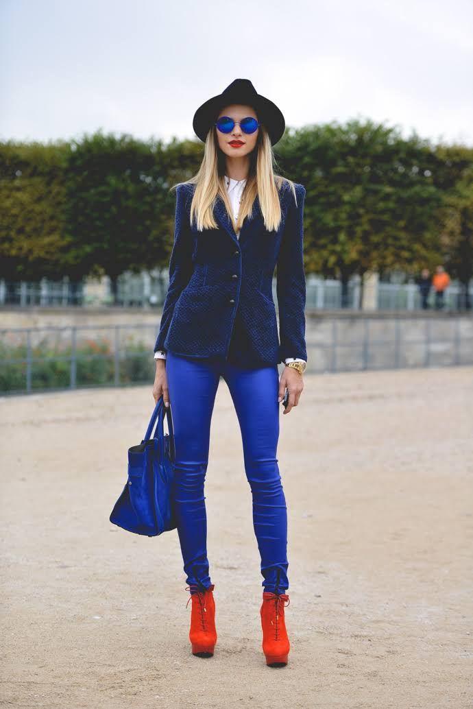 Paris Fashion Week - street style (часть 4), Мода, Buro 24/7