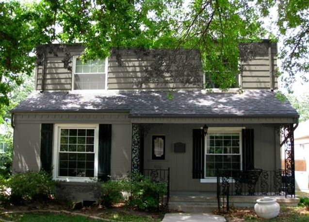 Sw adaptive shade exterior of house painting the house - Sherwin williams thunder gray exterior ...