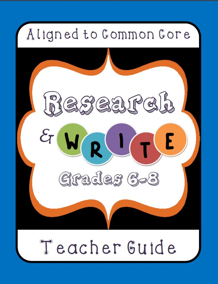 common core research paper