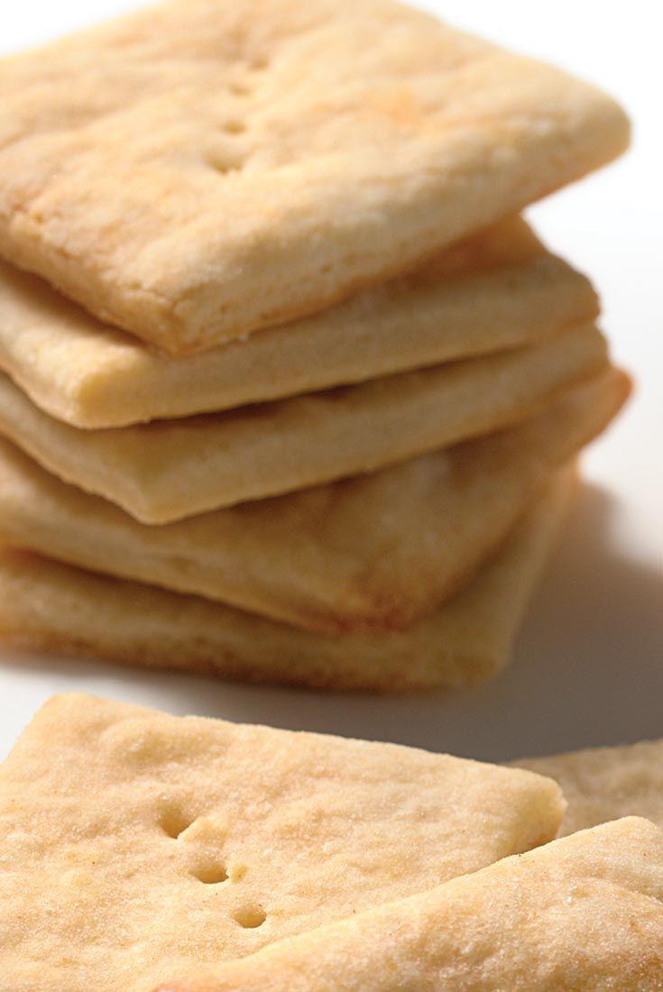 Vermont Cheese Crackers Recipe