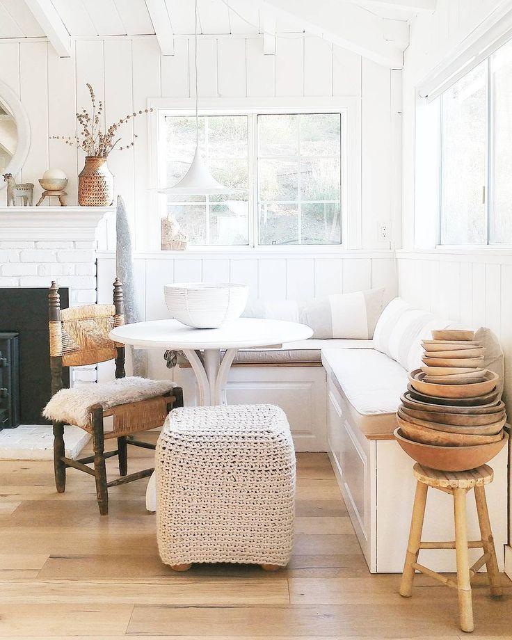 674 Best Banquettes  Breakfast Nooks Images On Pinterest Custom Modern Kitchen Nook Design Decoration