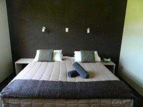 Taupo Accommodation - Lodge King Bedroom