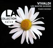 Vivaldi: Les Quatre Saisons [CD]