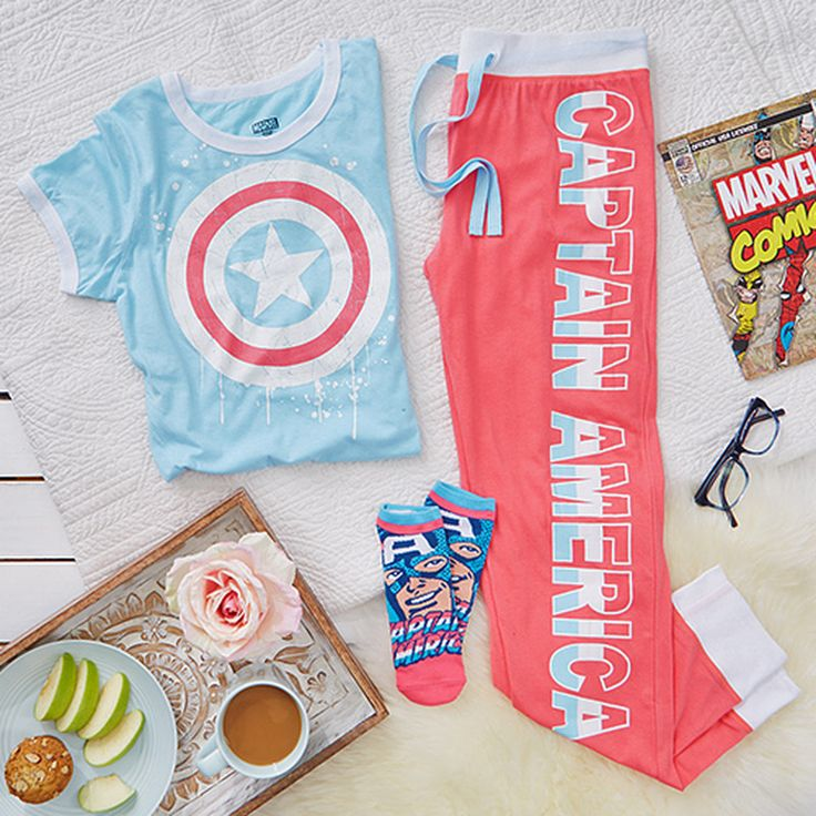 Take a look at the Styled by Marvel event on zulily today!