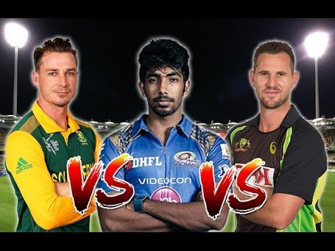Dale Steyn VS Shaun Tait VS Jasprit Bumrah | Who is the best???