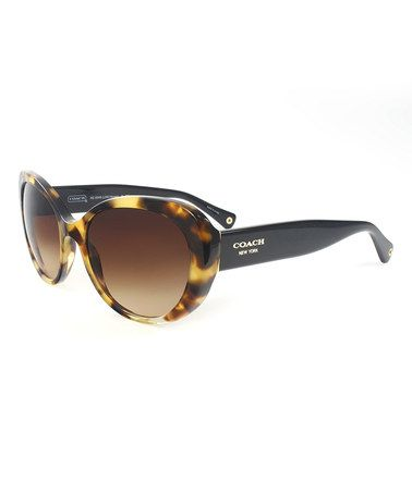 Love this Spotty Tortoise Alexa Sunglasses on #zulily! #zulilyfinds