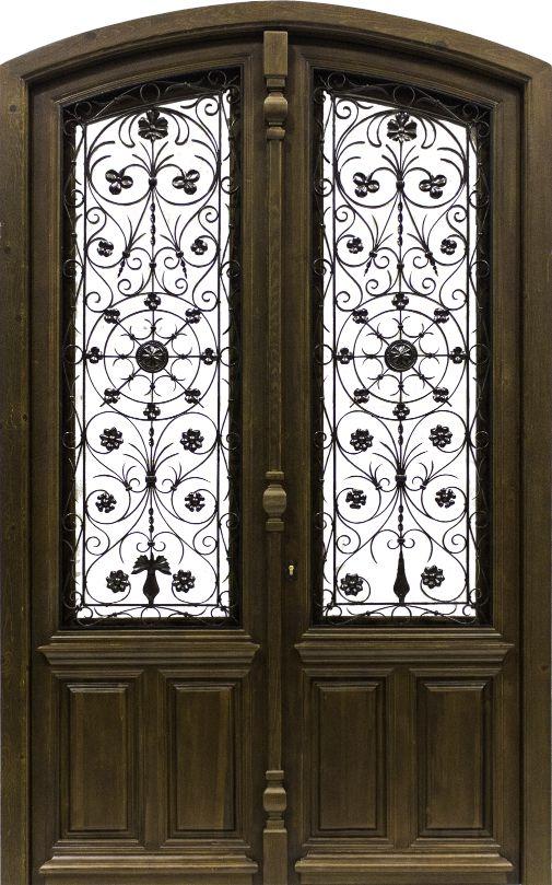 AC-226 - Conely | Puertas de madera, metal y forja, rústicas, artesanales. Decoración.