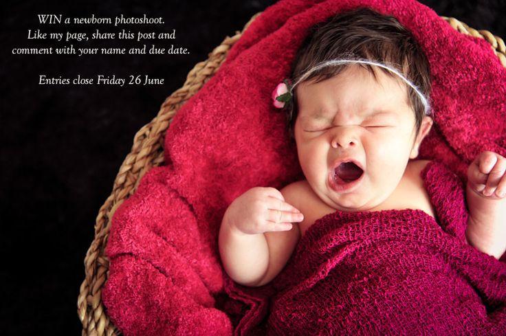WIN a newborn photoshoot.  go to https://www.facebook.com/KatyHarrisonPhotography to enter. #newborn #photoshoot #win #baby #love #photography