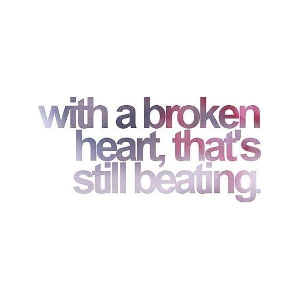 Broken-Lifehouse lyrics ❤ liked on Polyvore