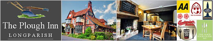 The Plough Inn Longparish @ThePloughinn Owner and Chef James Durrant @j_durrant Great British Menu 2014 Winner. Located near #WinchesterUK - photo compilation. @WRDiningGuide