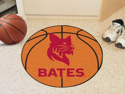 Basketball Mat - Bates College Bobcats