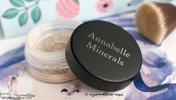 Cosmetics Freak - blog kosmetyczny.: BAZA POD PODKŁAD MINERALNY - PUDER GLINKOWY ANNABELLE MINERALS - DLACZEGO GO POLUBIŁAM?