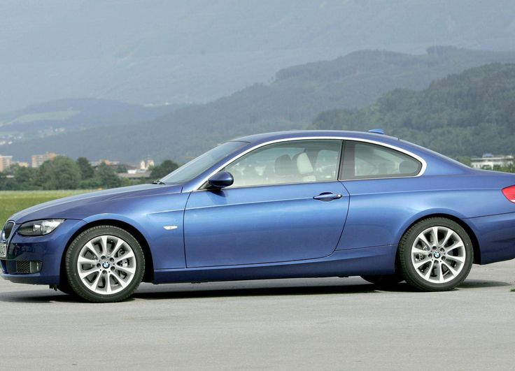 3 Series Coupe (E92) BMW approved - http://autotras.com