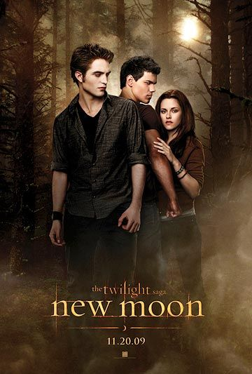 My least favorite of all the Twilight movies