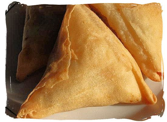 South African Samosas — South African Street Food ♥ #SouthAfrican