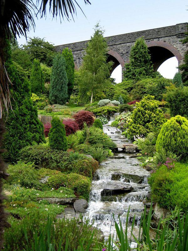 Kilver Court Gardens - Somerset, UK