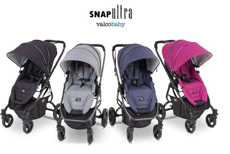 Valco bebé: cochecitos individuales y dobles