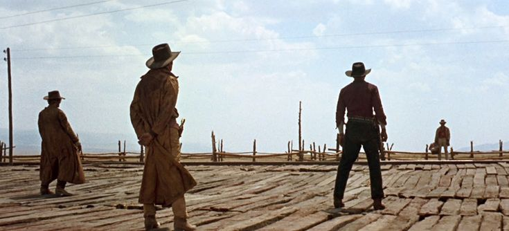 Once Upon a Time in the West (1968) Era uma Vez no Oeste (1968) | Sergio Leone