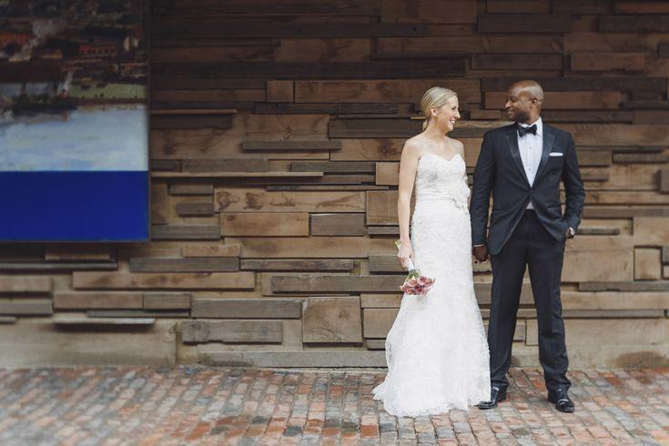 Wedding Photographers - Toronto Wedding Studios, 588 Eastern Ave, Toronto, ON, Canada, TEL(416)993-8995 | Megan and Kori | Distillery District Wedding | http://www.torontoweddingstudios.com
