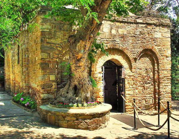 Casa Fecioarei Maria din Nazaret