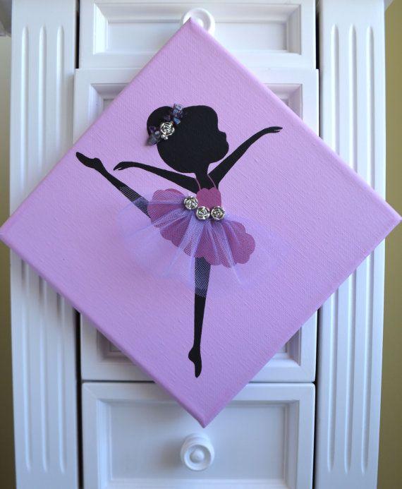 Dancing Ballerinas. por FlorasShop en Etsy