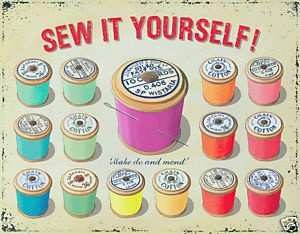 Sew it yourself!  by Martin Wiscombe
