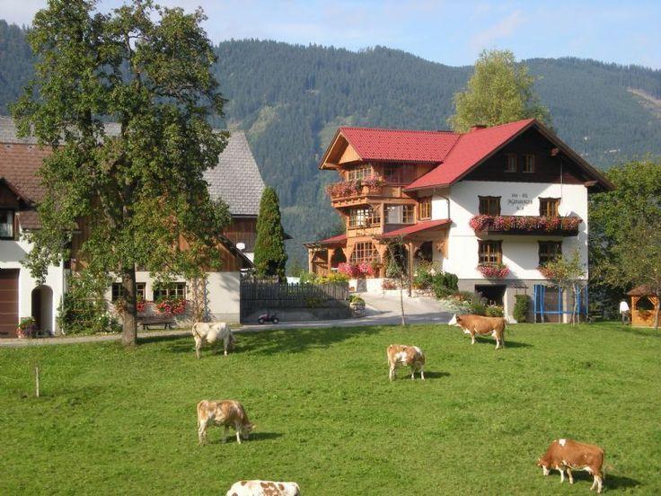 Terasse holz bauernhaus | Salcheck - 3343 Hollenstein an der Ybbs, Oberkirchen 9