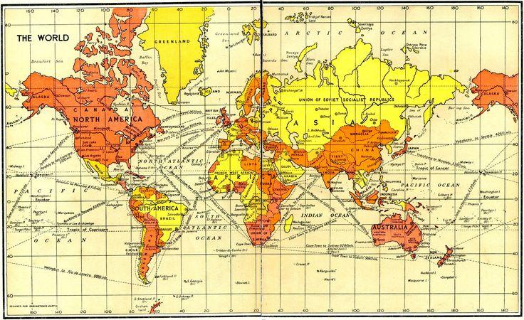 Het motief van Andrée om de noordpool te verkennen was om andere routes te vinden om via Europa naar Azië te reizen.