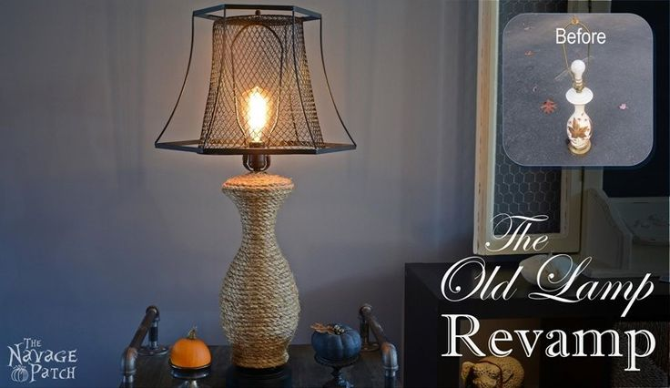 The+Old+Lamp+Revamp