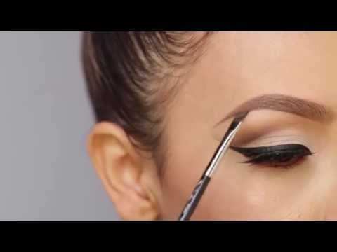 eyebrow tutorial shape tips tricks hacks make up products