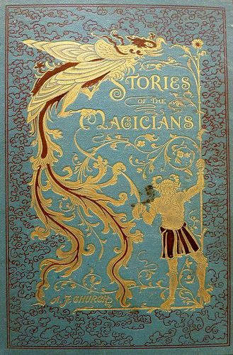 Stories of the Magicians by Burns Library, Boston College, via Flickr