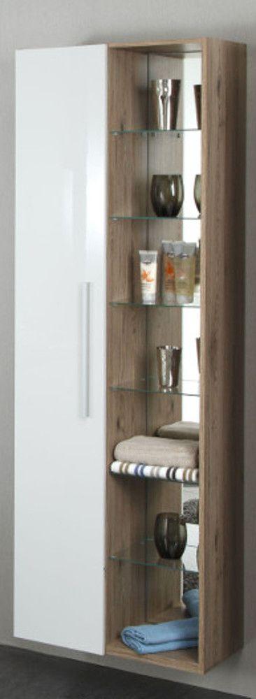 25+ ide terbaik Hochschrank weiß di Pinterest Hochschrank - badezimmer hochschrank 60 breit