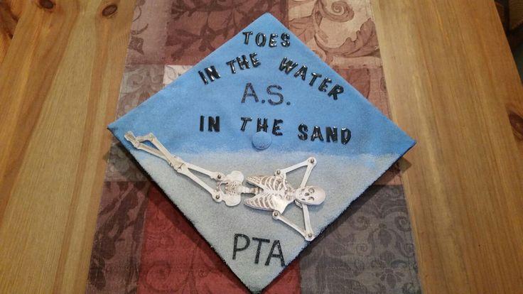#PTA #Physical #Therapy #Graduation #Cap