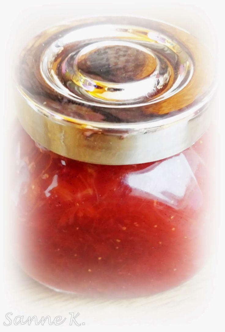 Erdbeer rhabarber kuchen im thermomix