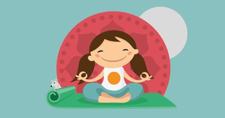 4 Técnicas de mindfulness adaptadas para los niños.