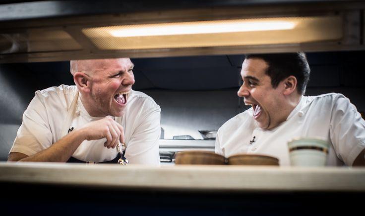 Tom Kerridge Reveals His Michelin-Starred Pub Is Inspired By Retro Restaurant Chain Berni Inn