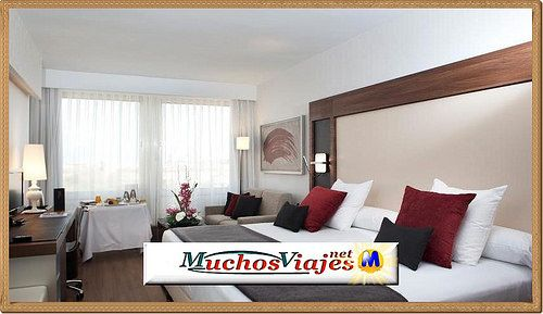 MADRID hotel courtyard by marriott madrid princesa 048✯ -Reservas: http://muchosviajes.net/oferta-hoteles