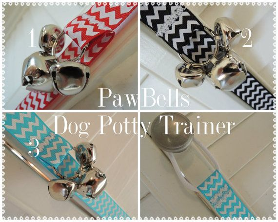 Paw Bells, Dog Potty Trainer, Instructions Included