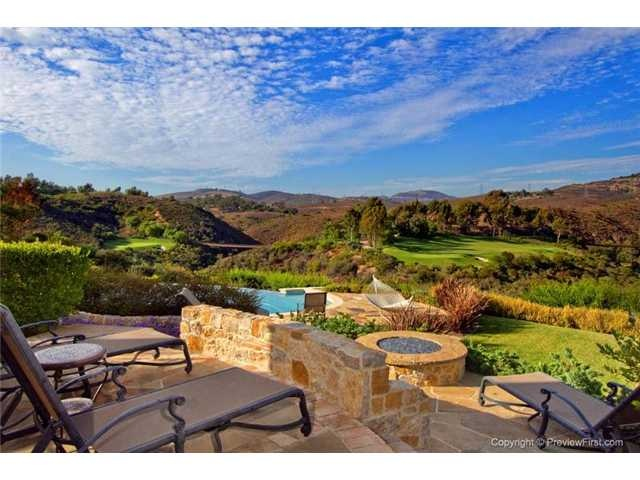 The Bridges | 18483 Calle Tramonto, Rancho Santa Fe (MLS # 110060434)