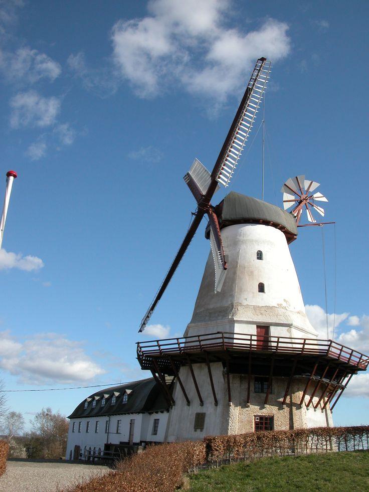 Dybbøl Mølle, Sønderjylland, Danmark