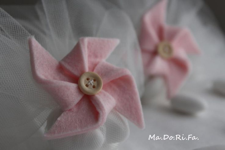 Semplicissime ed altrettanto deliziose queste bomboniere! Sono perfette come dono per il battesimo ed anche per la nascita! ...