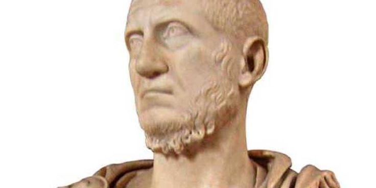 25 settembre 275: Claudio Tacito viene nominato Imperatore romano