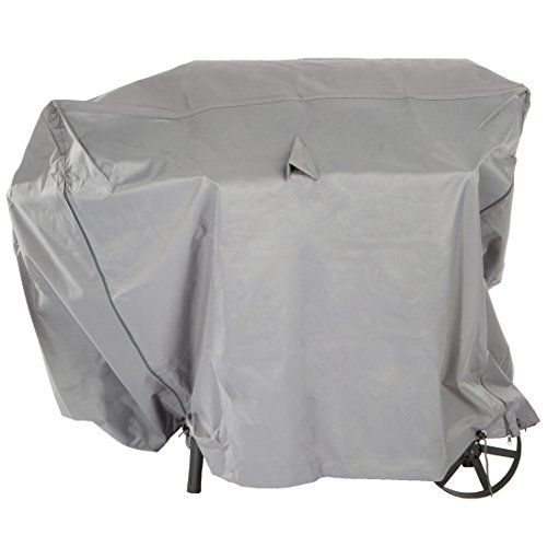 ultranatura fabric cover sylt weather protection cover for gas grill or smoker bbq cover round or square - Bbq Covers