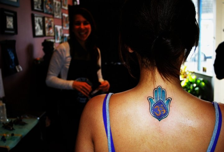 this was my first tattoo :)