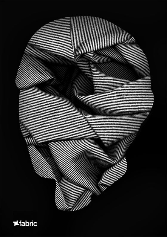 Fabric, 2012, Print. Poster for London nightclub Fabric, located at 77a Charterhouse Street @ Art Union™