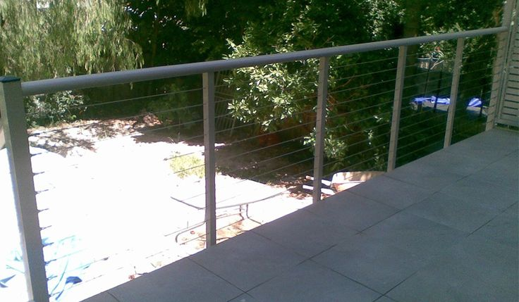 Stainless steel is a popular product in the range of fencing materials due to its high resistance to corrosion and its low maintenance. Betta Balustrades offers the best stainless steel balustrades wired balustrades which are ideal for every area.