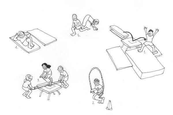 Suunnittelen treenejä